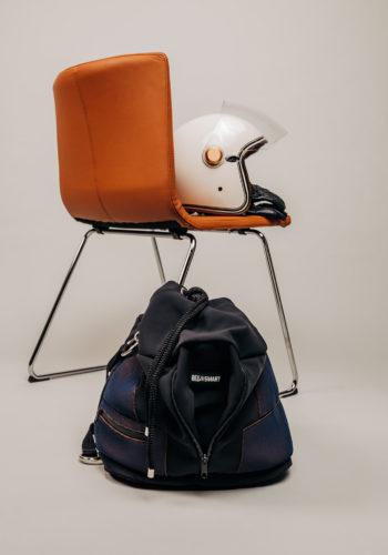 Honey Bag Bucket helmet studio