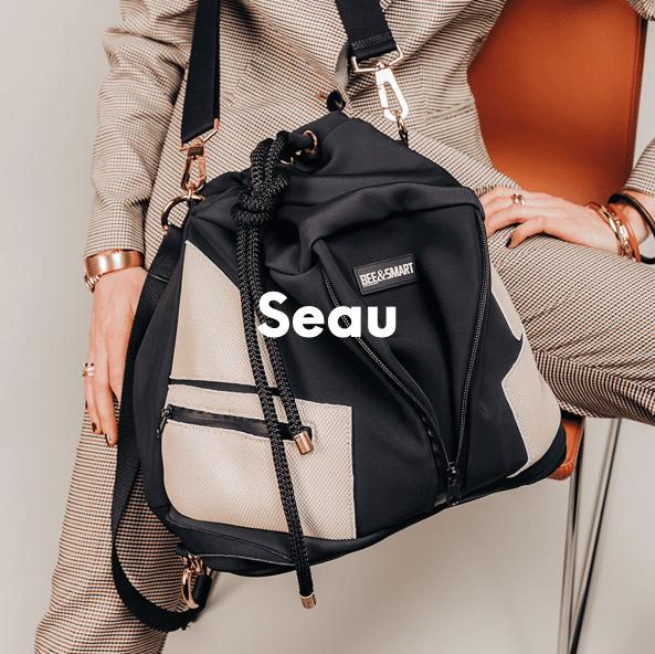 Honey Bag sport et chic Bee&Smart Seau